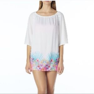 COCO REEF tropical swim cover up